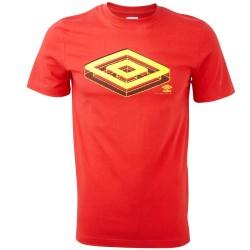 Tričko Umbro logo football