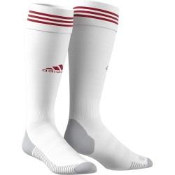 Štulpne Adidas ADI SOCK 18 WHITE / POWRED