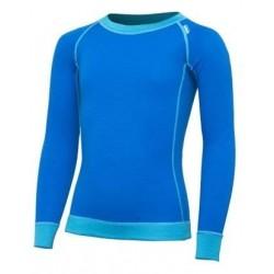 Detské termo tričko Tufte Bambull Vivid Blue