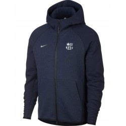 Mikina Nike FC Barcelona Tech Fleece
