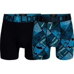 Detské boxerky CR7 Trunk 2-Pack