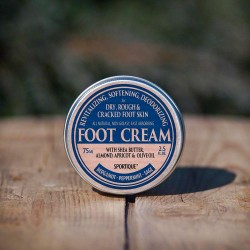 Sportique krem na nohy FOOT CREAM