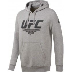 Mikina Reebok UFC Pullover Hoodie