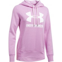 Dámská mikina Under Armour Fleece Pullover