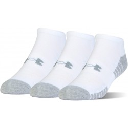 Ponožky Under Armour HeatGear No-Show (3ks)