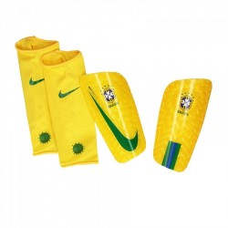 Chrániče Nike Mercurial Lite CBF Brazil