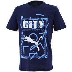 Tričko Puma Manchester City FC