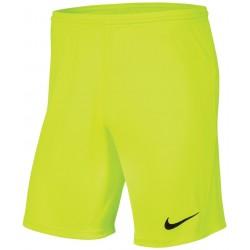 Detské šortky Nike Dry Park III