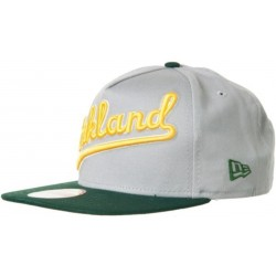 Šiltovka New Era Oakland Athletics 9FIFTY
