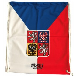 Vak Česko - štýl vlajka