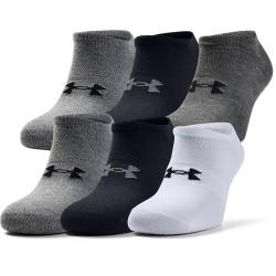 Ponožky Under Armour UA Essentials No Show - 6ks