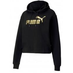 Dámska mikina Puma Essentials Metallic