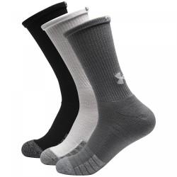 Ponožky Under Armour HeatGear Crew 3 ks