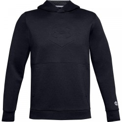 Mikina Under Armour ATHLETE RECOVERY FLEECE GRAPHIC HOODIE