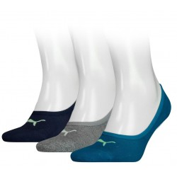 Ponožky Puma FOOTIE 3P UNISEX