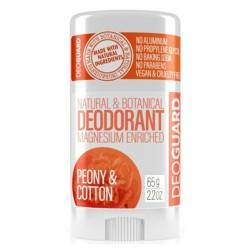 DEOSTICK prírodný dezodorant – pivónia a kvet bavlny