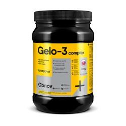 GELO-3 Complex 390 g/30 dávok, broskyňa