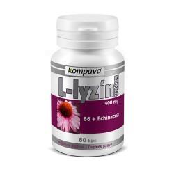 L-lyzín Extra 400 mg/60 kps