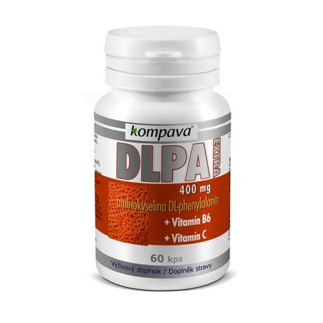 DLPA extra 400 mg/60 kps