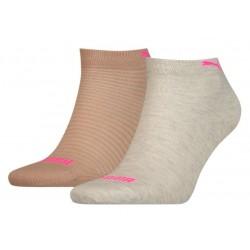 Dámske ponožky Puma Quarter