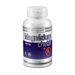 Magnézium chelát 585 mg/120 kps