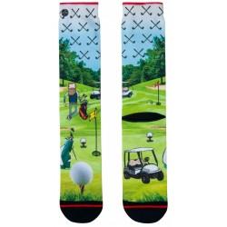 Ponožky XPOOOS luke golf