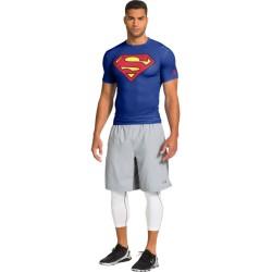 Under Armour pánske kompresné tričko Alter Ego Comp SS - Superman