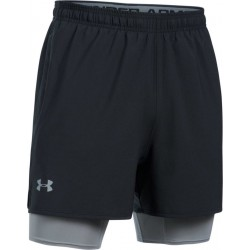 Under Armour pánske kraťasy 2v1 UA QUALIFIER SHORT