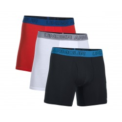 Under Armour pánske boxerky Charged Cotton 6in 3Pk