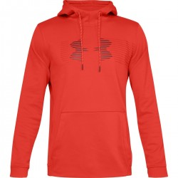 Under Armour pánska mikina armour fleece spectrum po hoodie