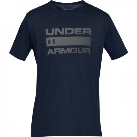 UA TEAM ISSUE WORDMARK SS