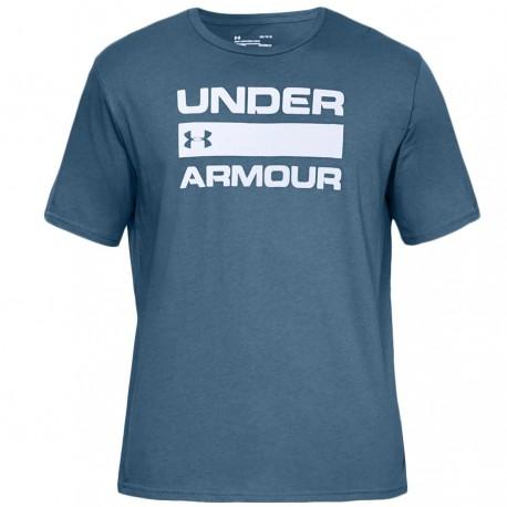 Under Armour pánske tričko UA TEAM ISSUE WORDMARK SS