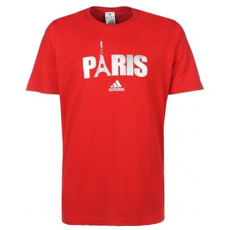 Tričko Adidas performance Paris